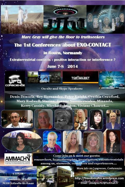 UFO Congress Rouen Eng