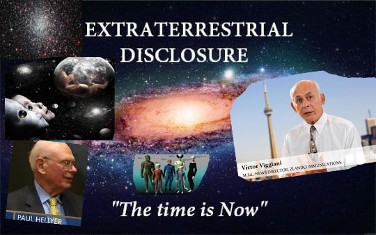 43rd UFO Dinner Event: Victor Viggiani: Extraterrestrial Disclosure