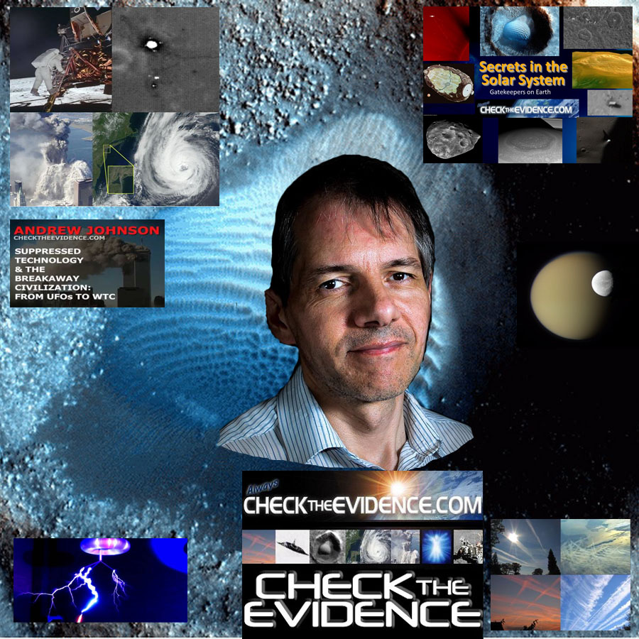 Andrew Johnson : Secrets in the Solar System and their Gatekeepers on Earth! 49th UFO dinner event & 15th Awakening Meeting
