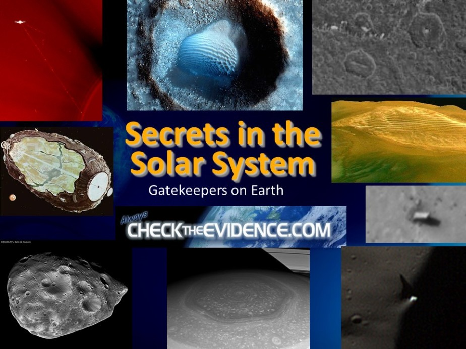 Secrets in the Solar System Gatekeepers on Earth-Freedom UFO