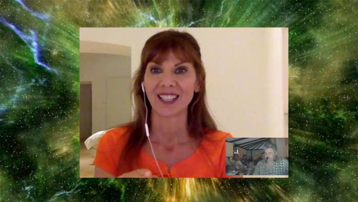 Skype Caroline Cory DO51