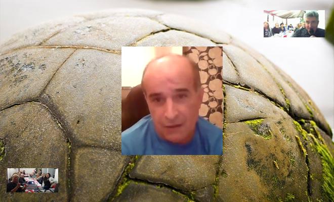 Hassan Bodih : Notre Monde du vivant est une génératrice électrique! 66ème Dîner Ovni et 32ème Rendez-vous de l'éveil àRouen