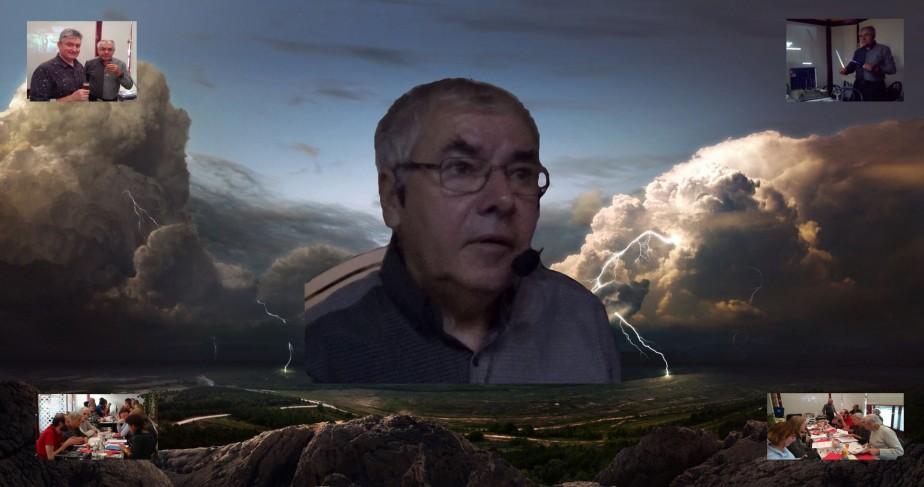 Claude Burkel : Tour d'horizon sur l'évolution de la recherche Ufologique ! 72ème Dîner OVNI et 38ème Rendez-vous de l'éveil àRouen