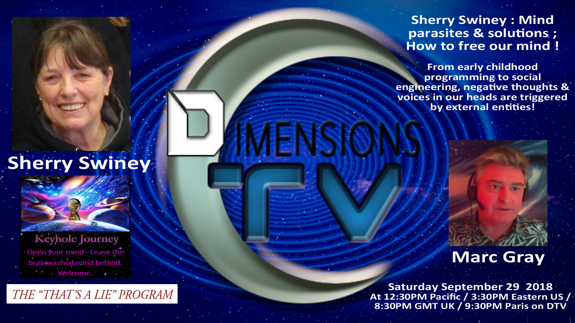 Banner Sherry S DTV