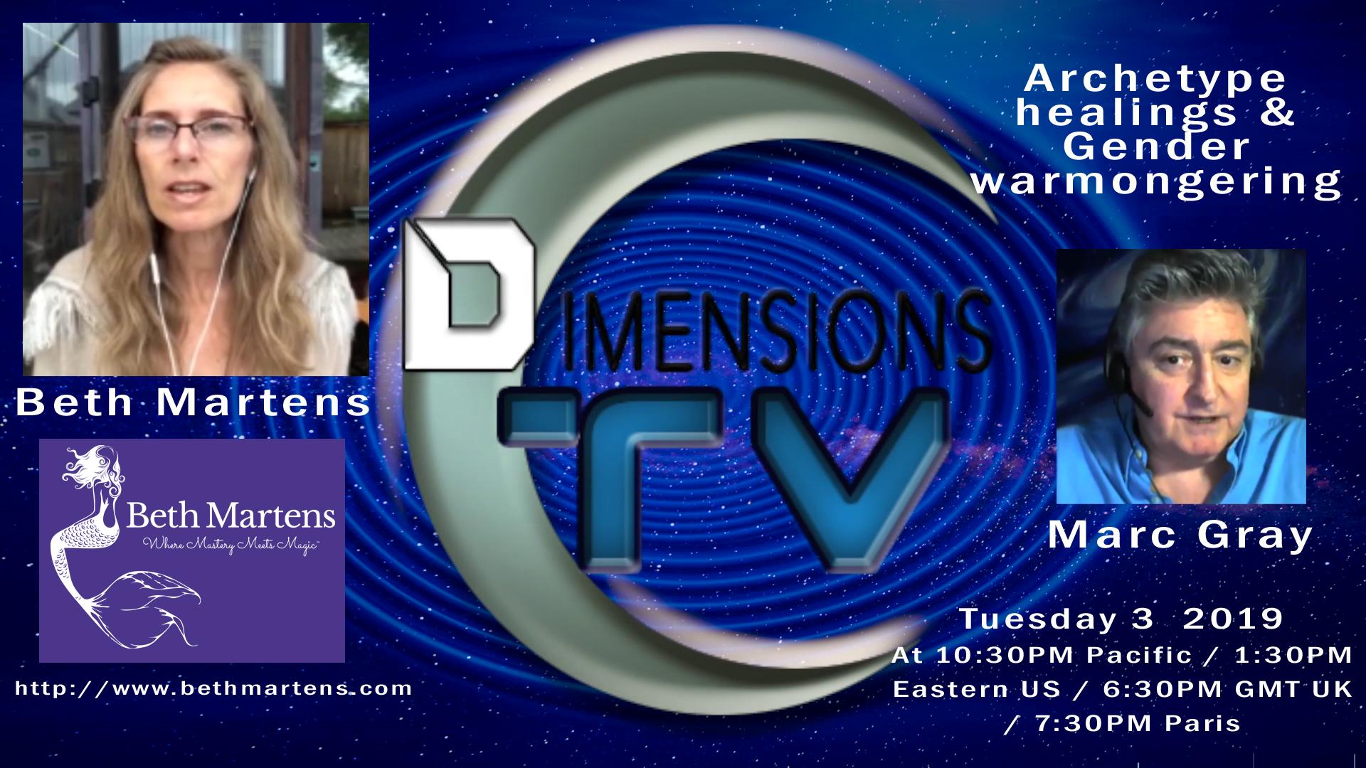 Beth Martens DTV
