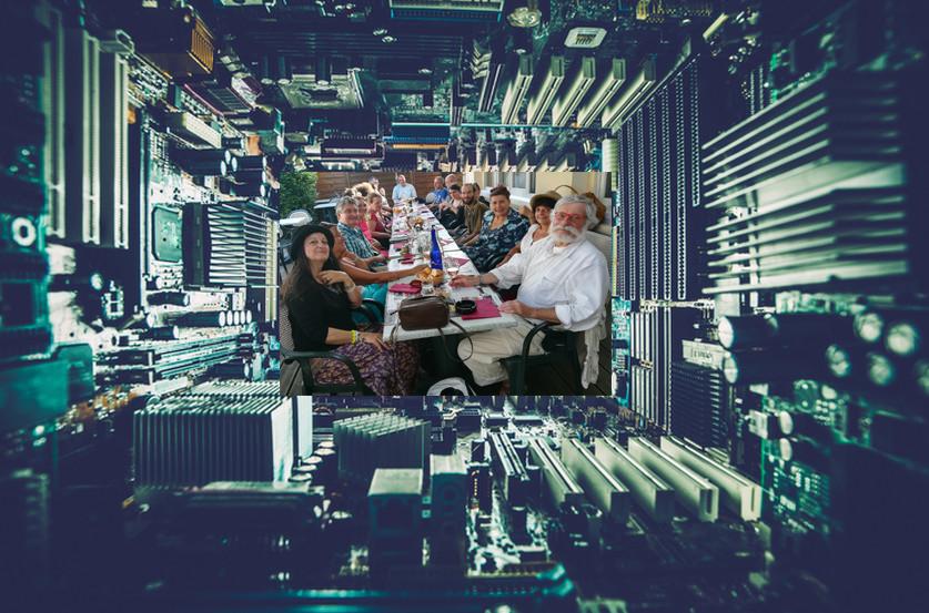 Boomer3D : Notre pensée peut-elle se matérialiser dans notre dimension 3D?! 75ème Dîner OVNI et 41ème Rendez-vous de l'éveil àRouen