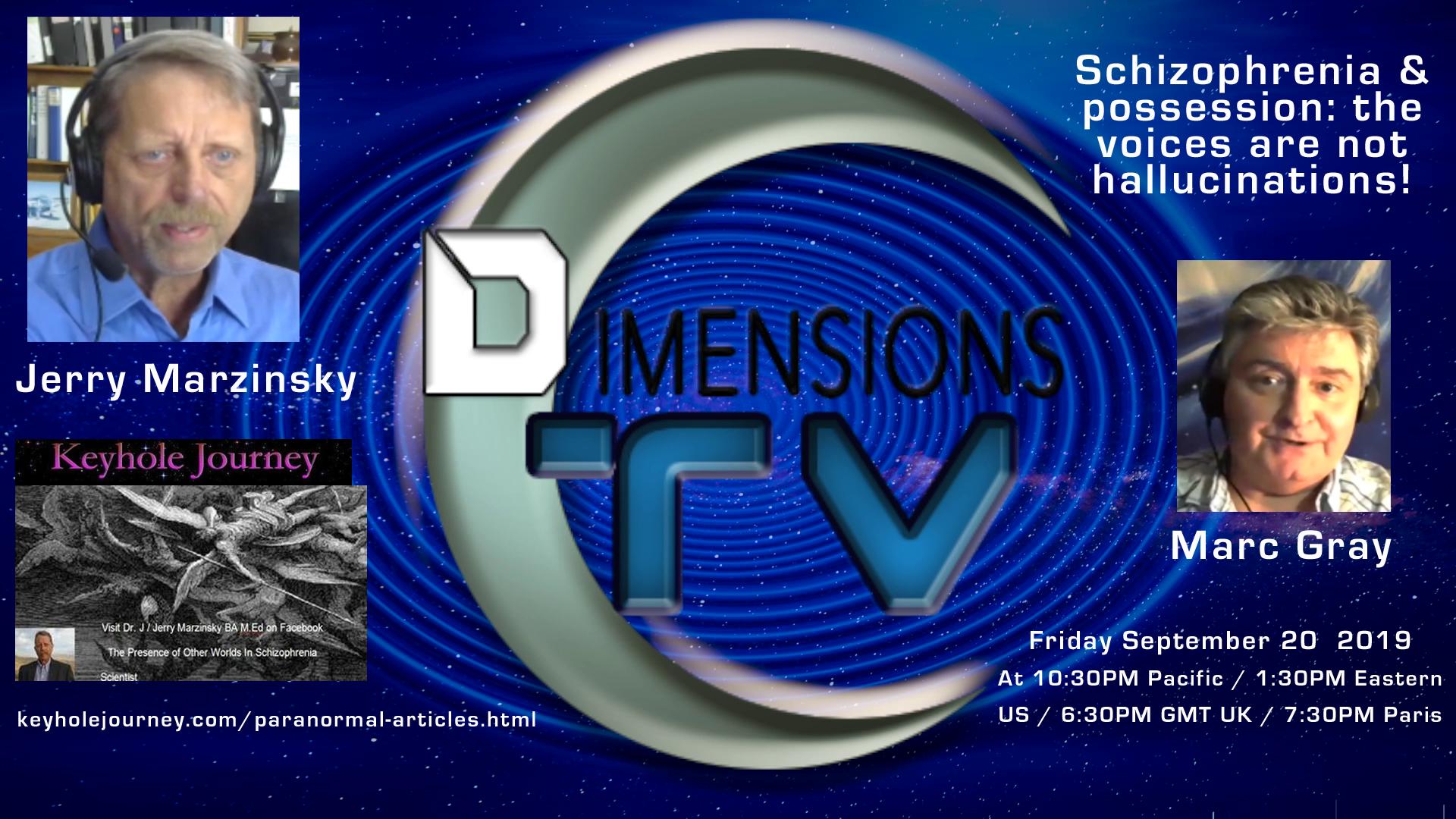 Jerry Marzinsky DTV