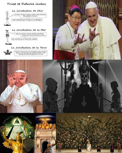 Affiche Vatican