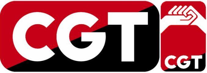 Capture logo CGT