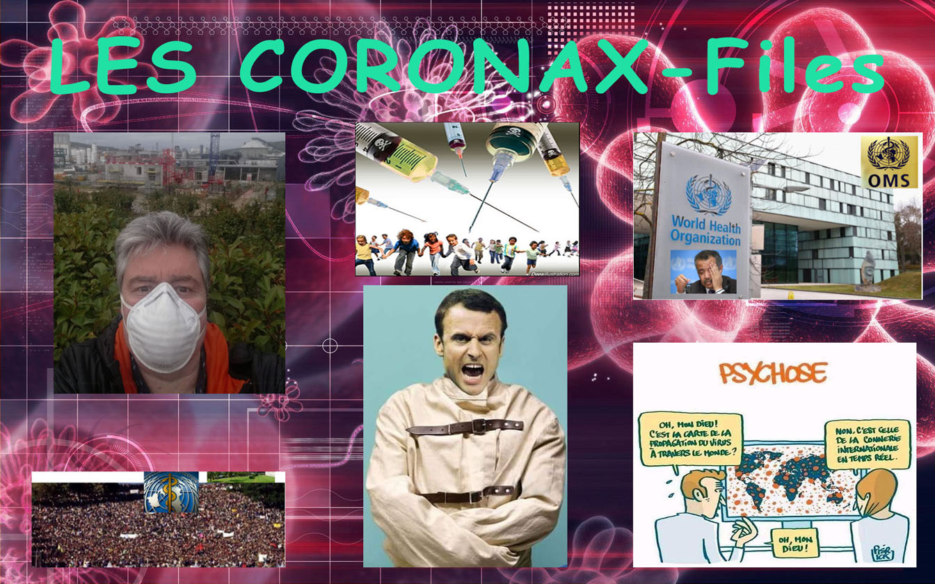 Banner coronaxfiles sm